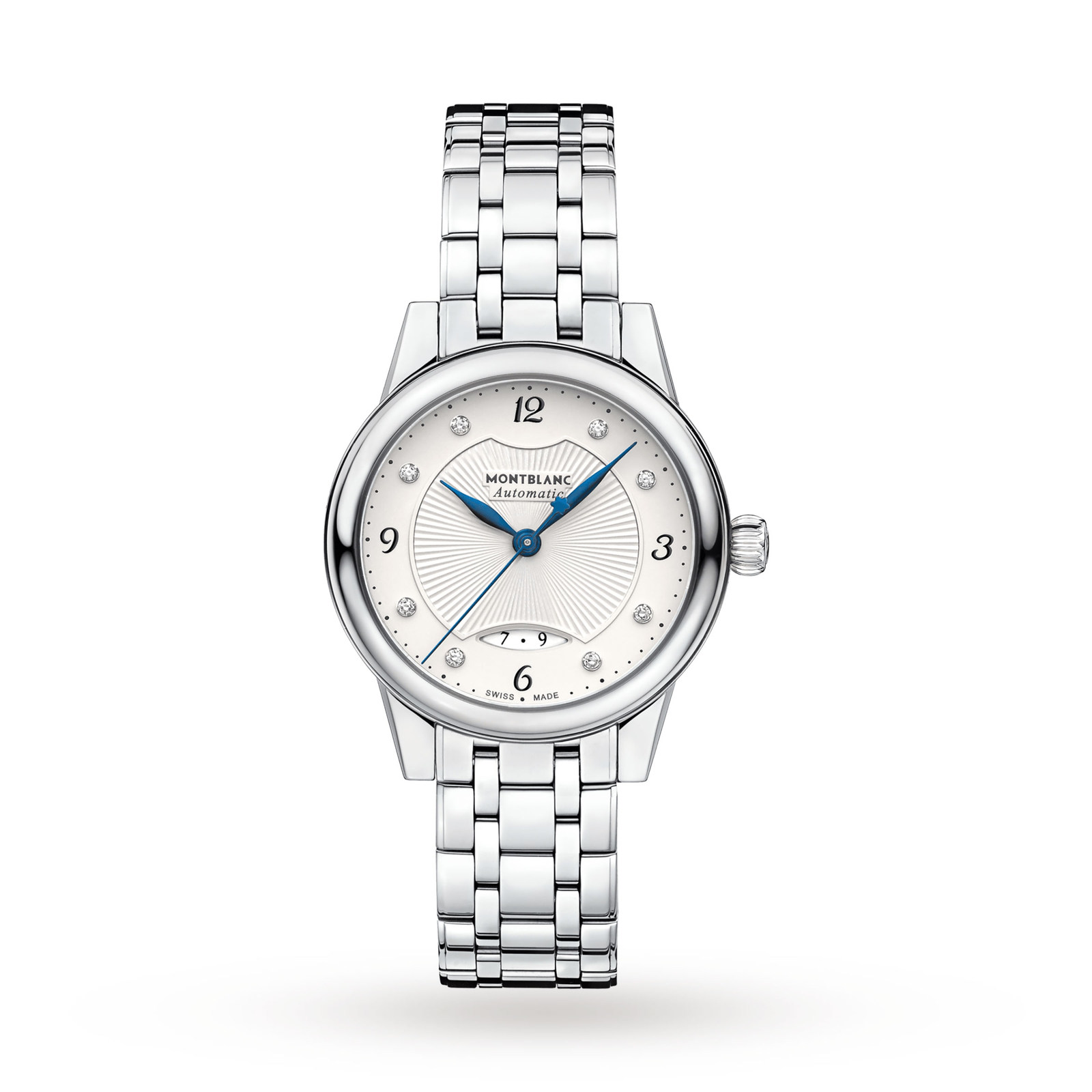 Montblanc Bohème Date Automatic Ladies Watch