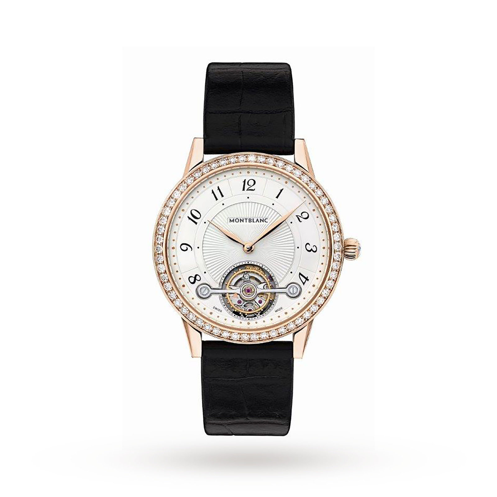 Montblanc Bohème ExoTourbillon Slim Ladies Watch