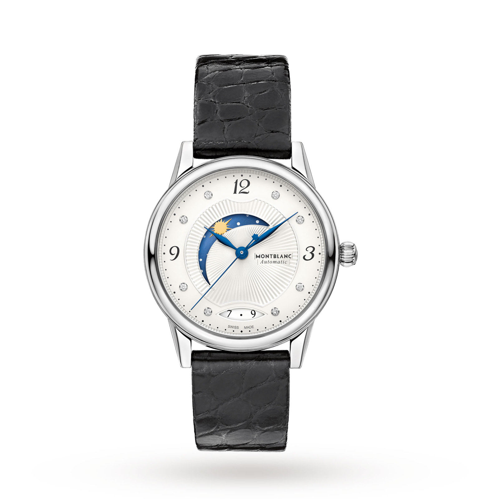 Montblanc Bohème Day & Night 34 mm Ladies Watch