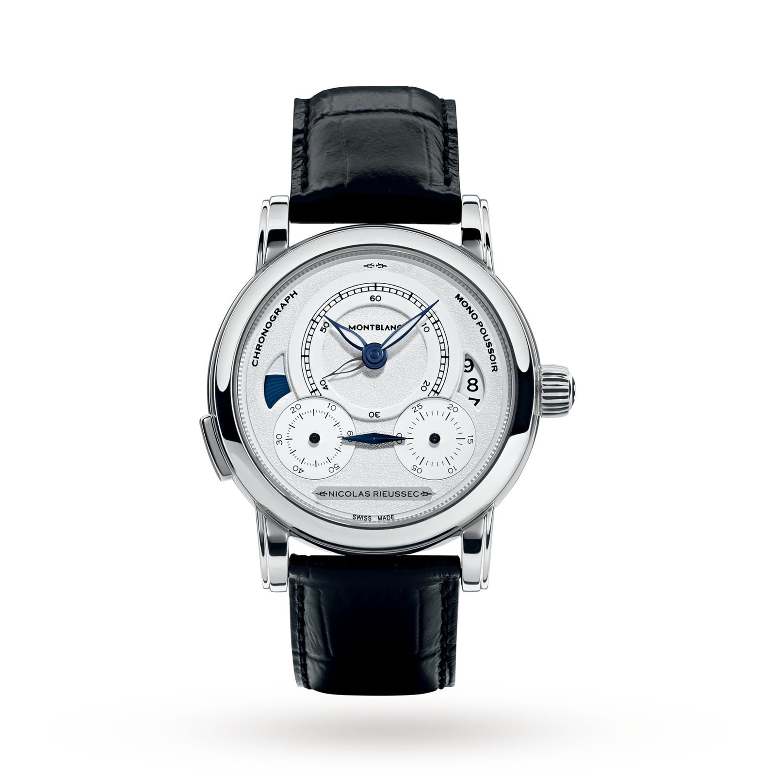 Montblanc Homage to Nicolas Rieussec Mens Watch