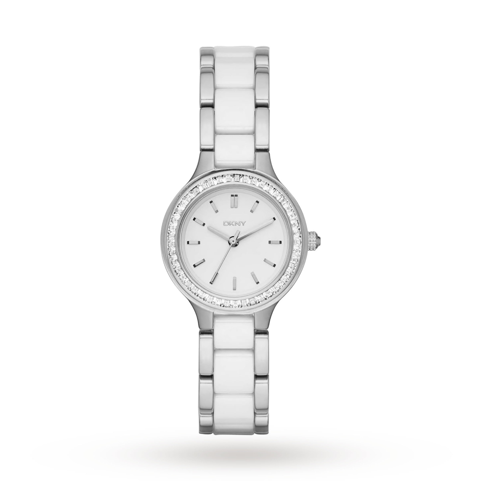 DKNY Ladies' Ceramic Watch NY2494