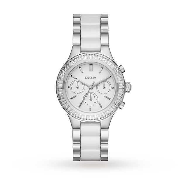 DKNY Ladies' Ceramic Watch NY2497