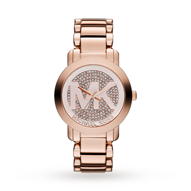 Ladies Michael Kors Runway Watch MK3394