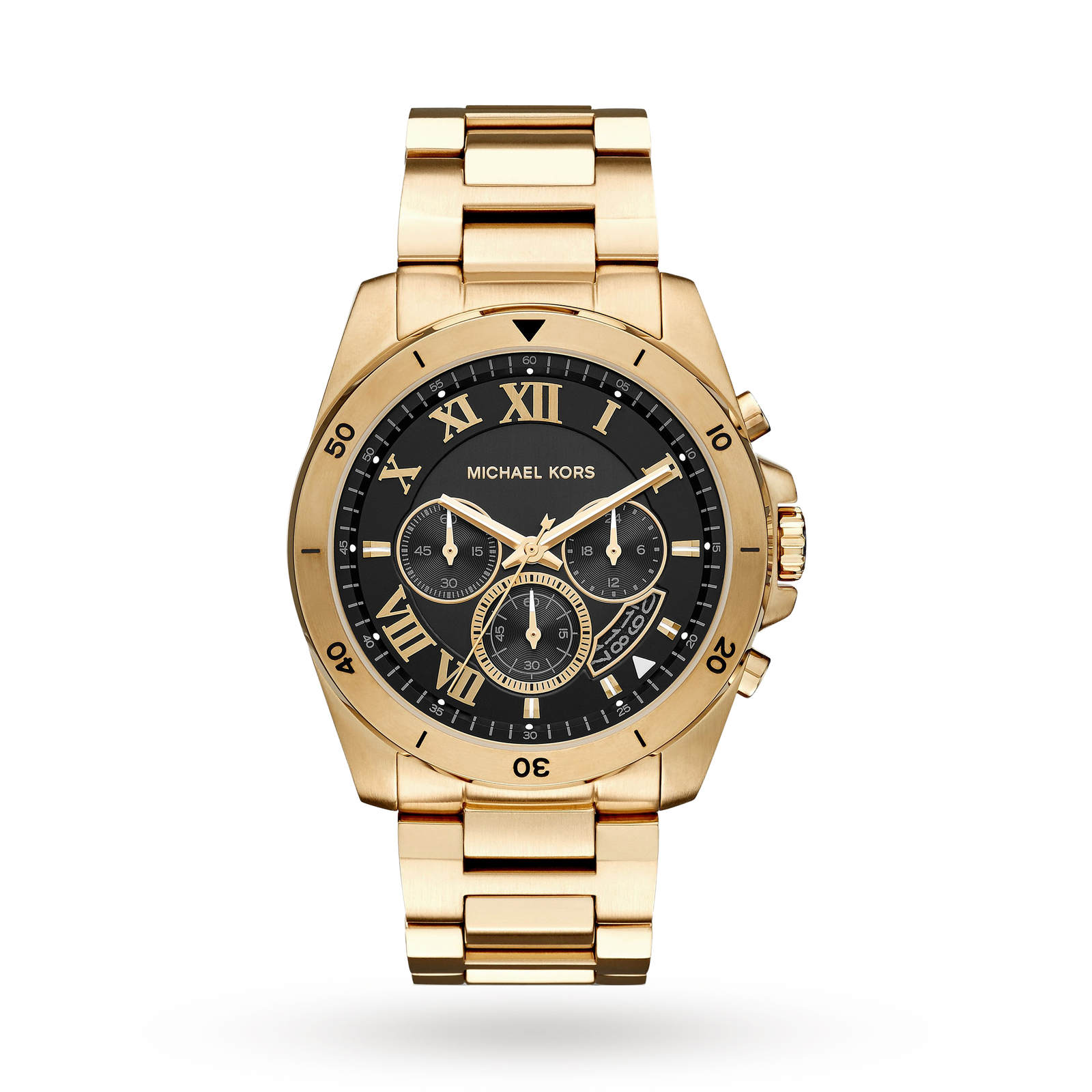 Michael Kors Men's Brecken Chronograph Watch