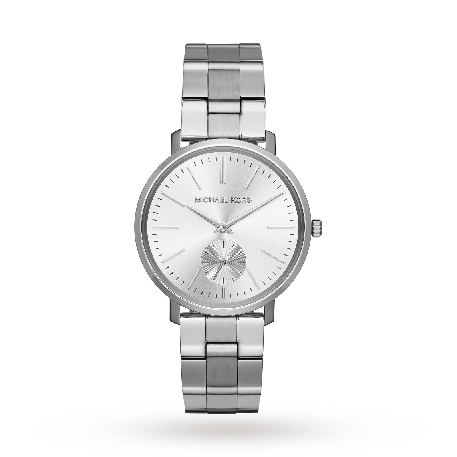 Michael Kors Jaryn Silver Stainless Steel Ladies Watch