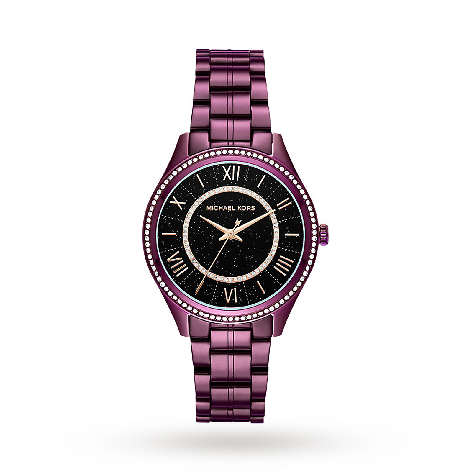 Michael Kors MK3724 Laurra Women's Watch, Purple