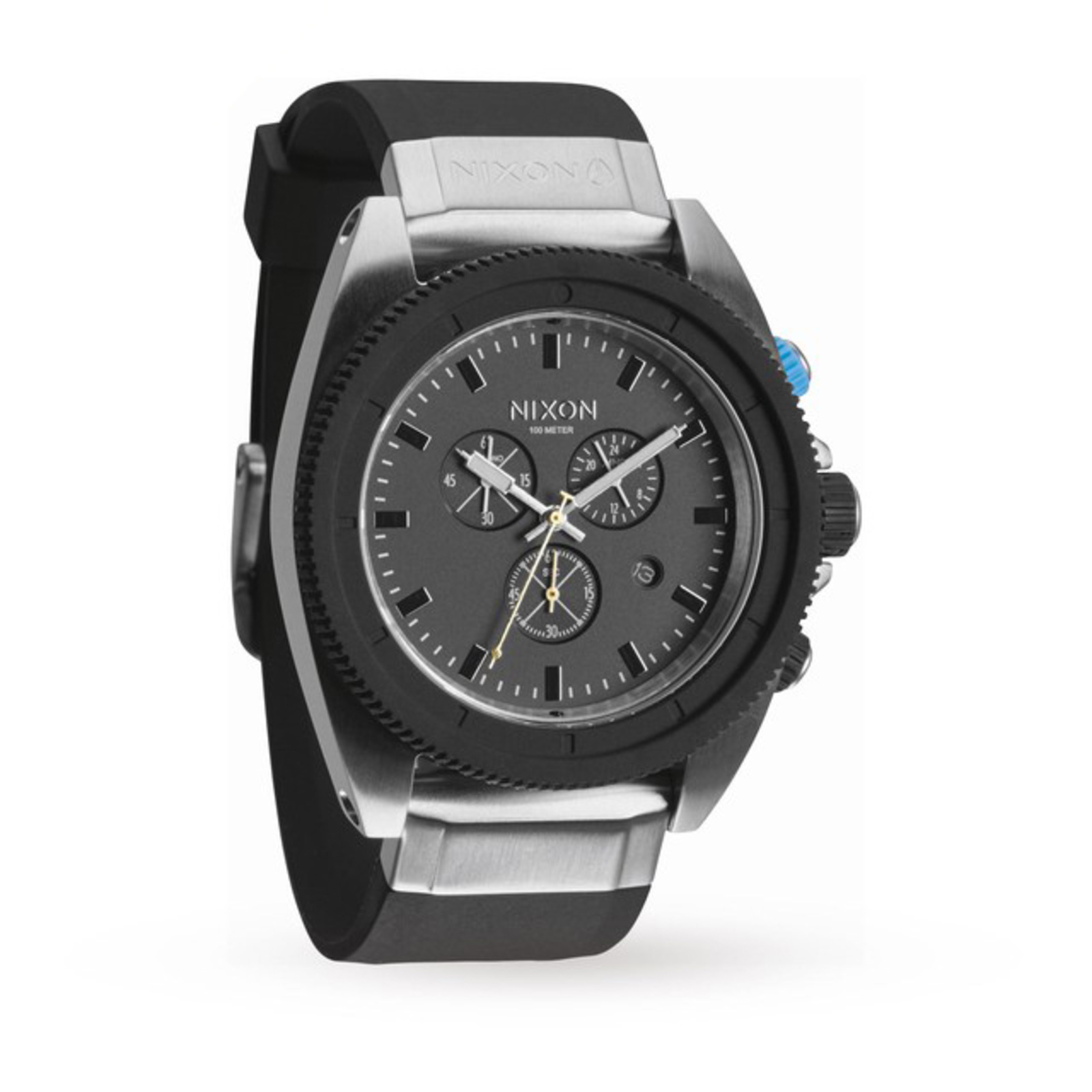 Mens Nixon The Rover Chrono Chronograph Watch