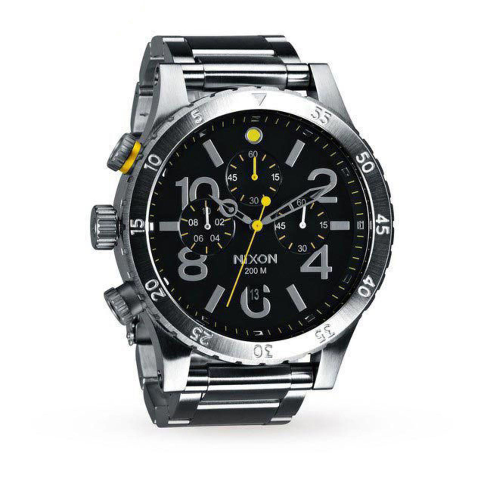 Mens Nixon The 48-20 Chrono Chronograph Watch