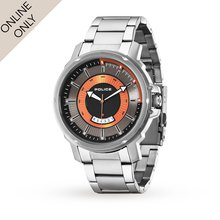 Mens Police Trooper Watch