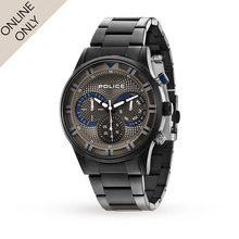 Mens Police Driver Watch