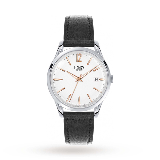 Henry London Unisex Highgate Watch HL39-S-0005.