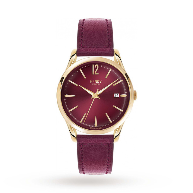 Henry London Unisex Holborn Watch HL39-S-0066