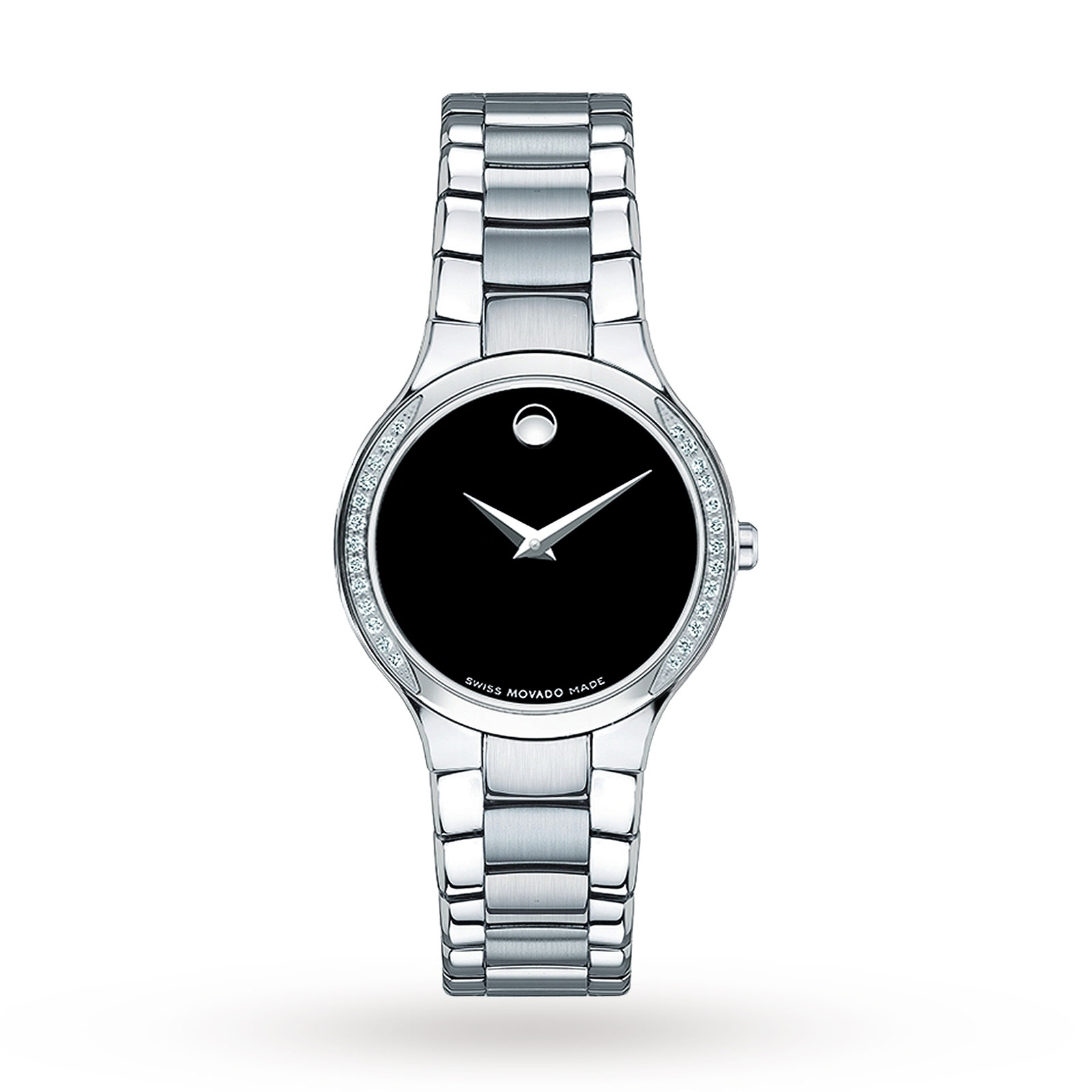 Movado Ladies' Serio Diamond Watch