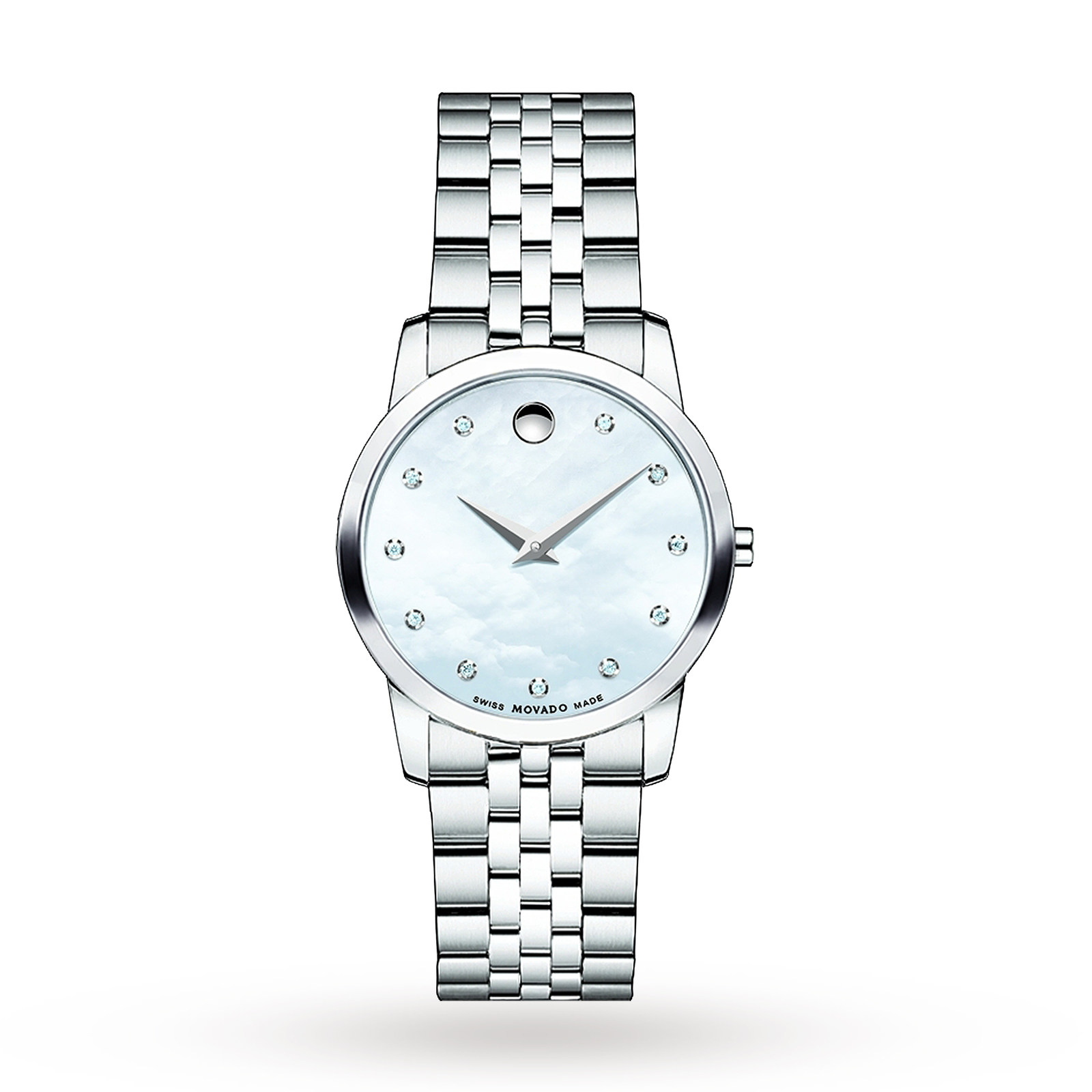 Movado Ladies' Museum Diamond Watch