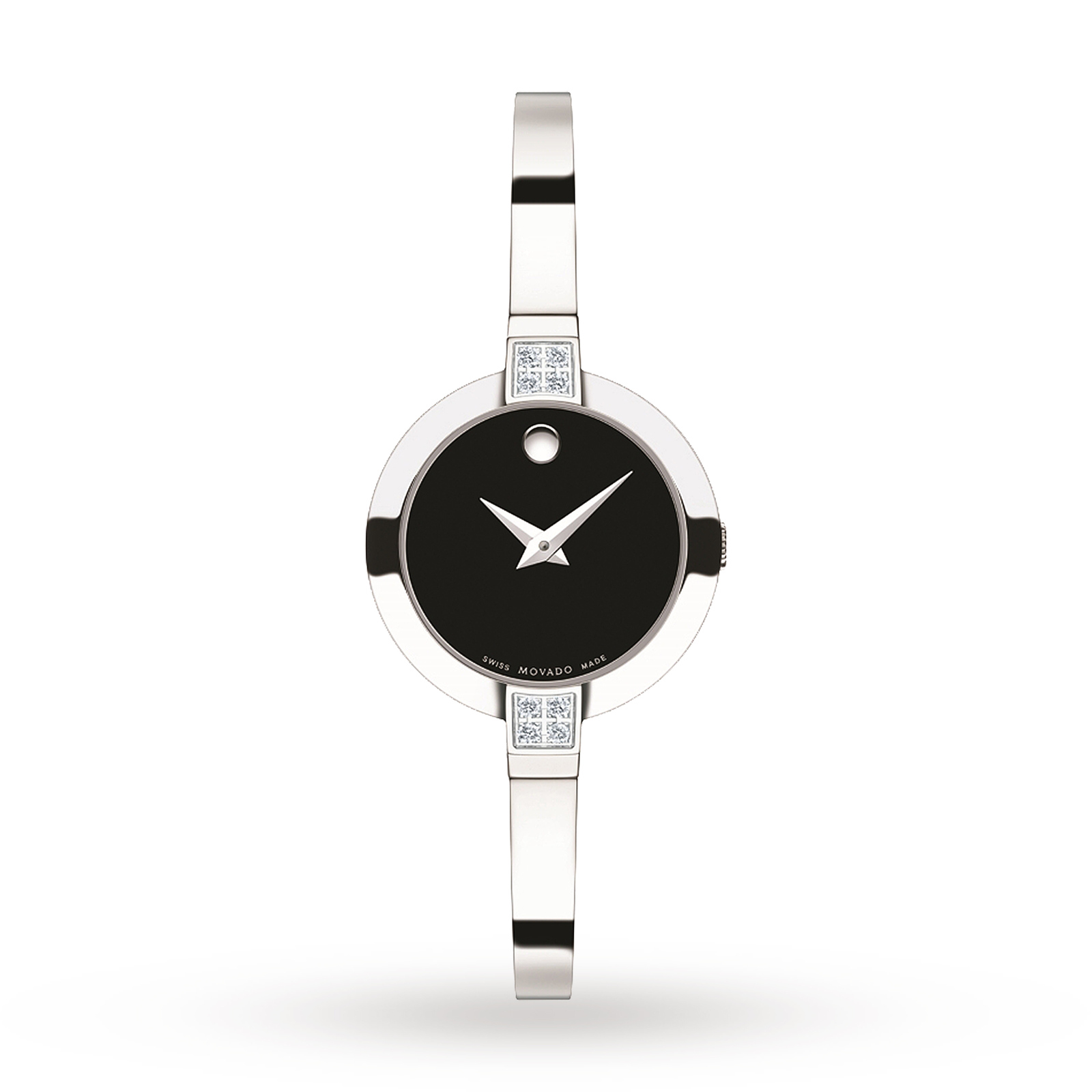 Movado Ladies' Bela Diamond Watch