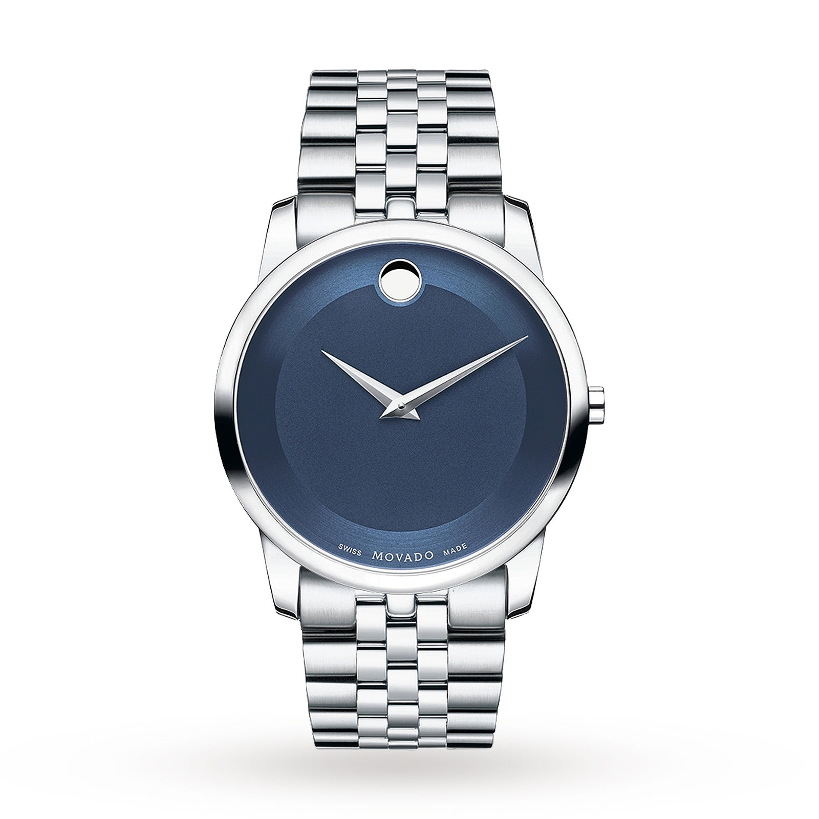 Mens Movado Museum Watch 0606982