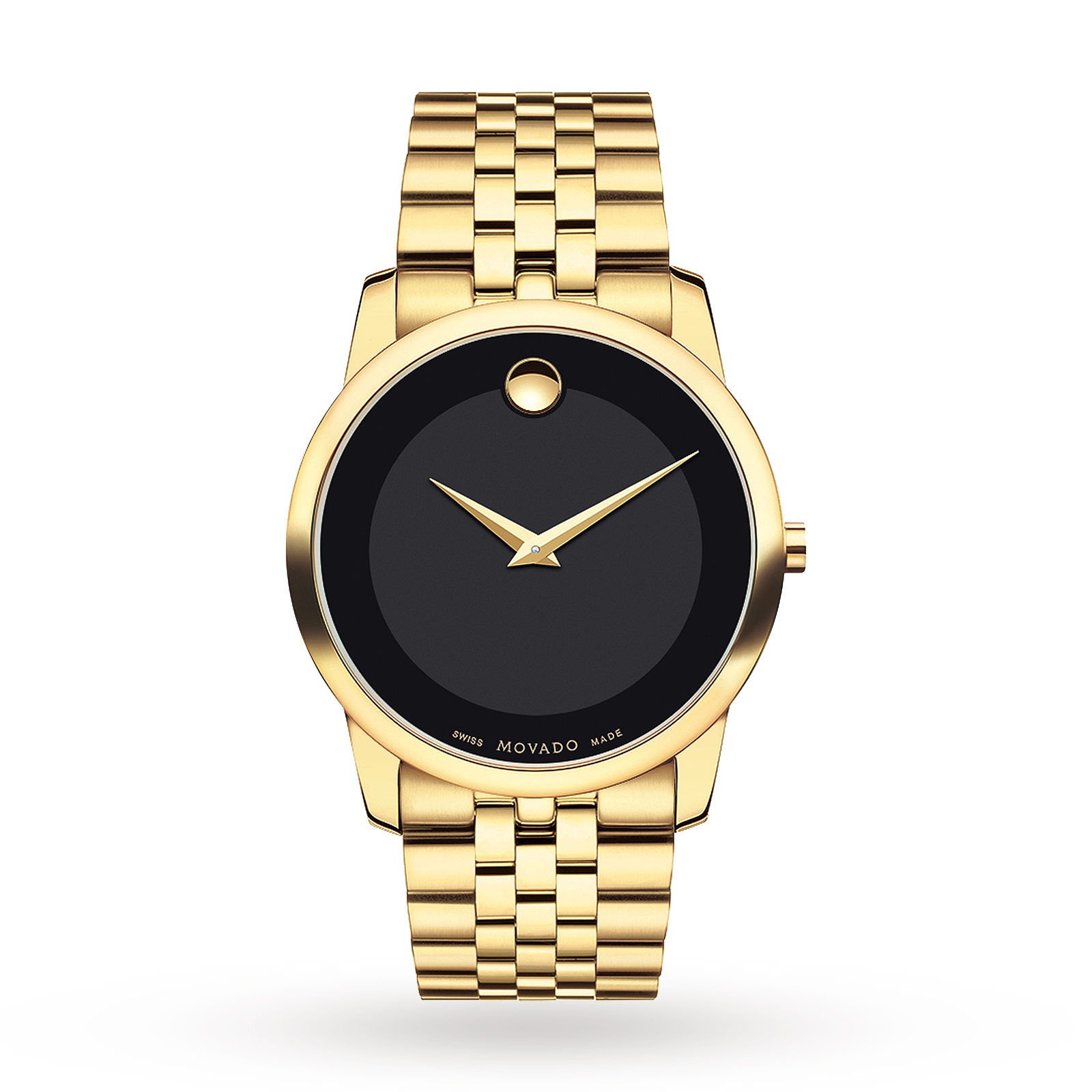 Mens Movado Museum Watch 0606997