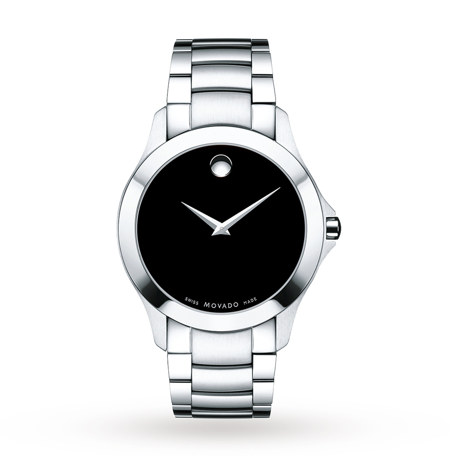 Mens Movado Masino Watch 0607032