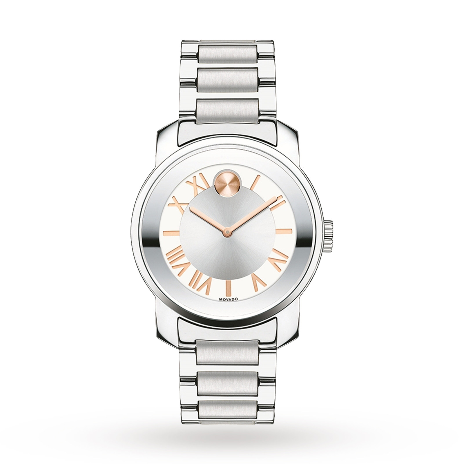 Ladies Movado Bold Watch 3600244