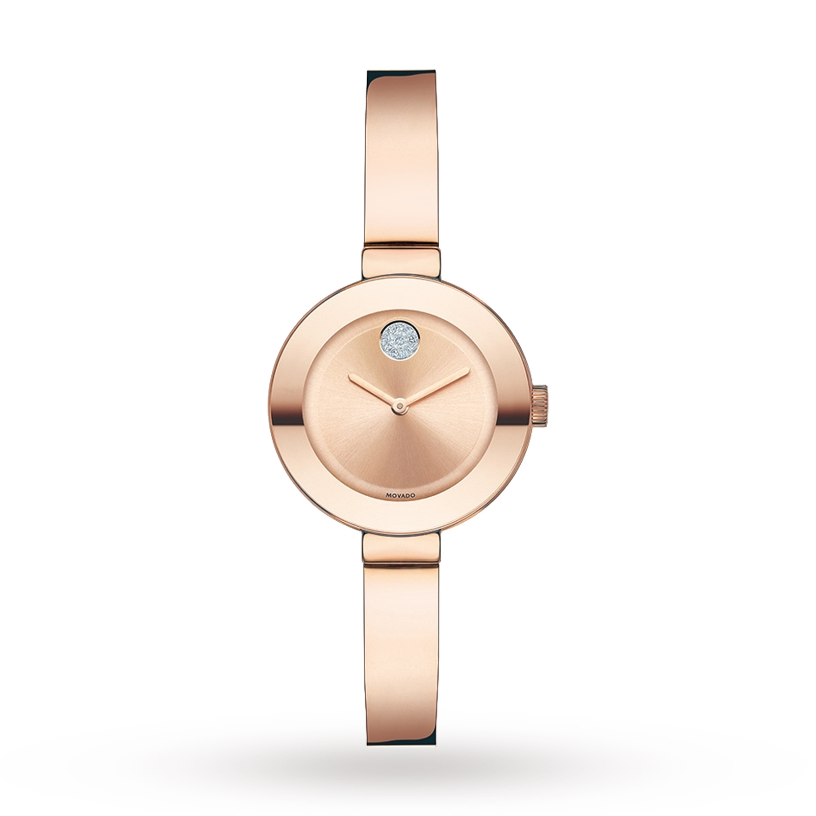 Ladies Movado Bold Watch 3600286
