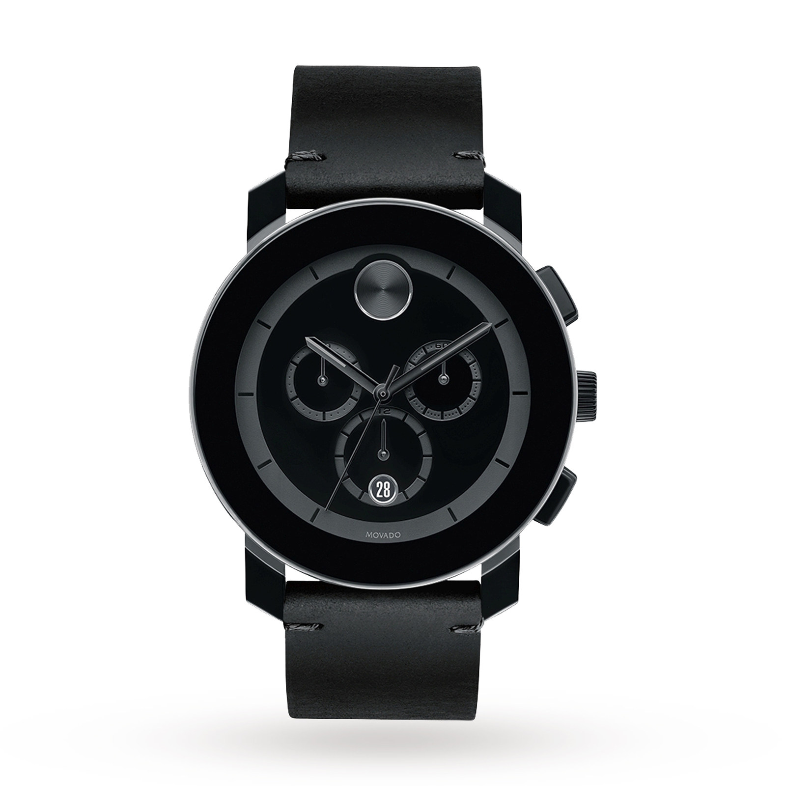 Mens Movado Bold Chronograph Watch 3600337