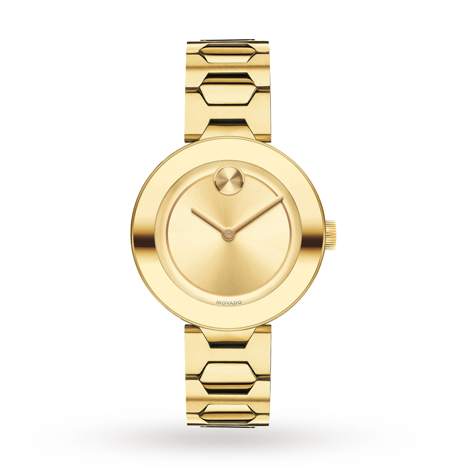 Ladies Movado Bold Watch 3600382