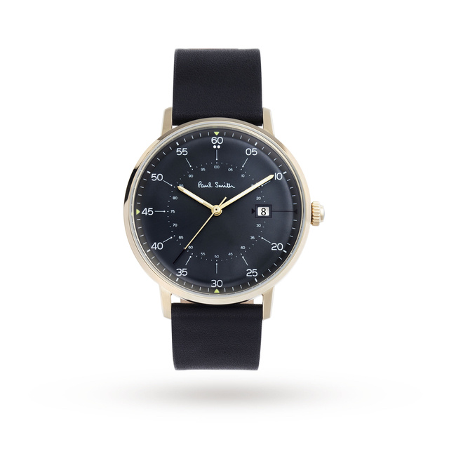 Paul Smith Men's Gauge Watch P10076