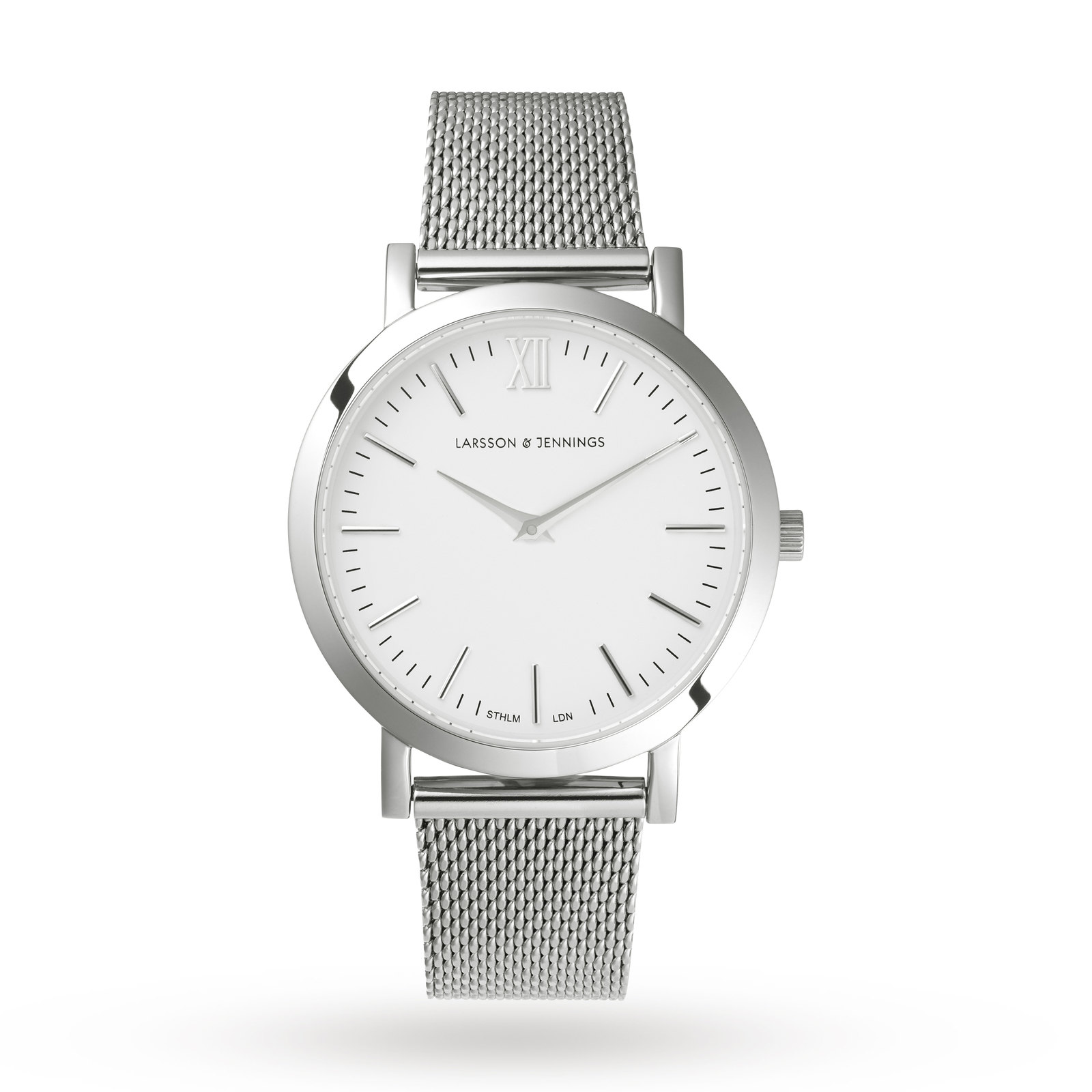 Larsson & Jennings Ladies Lugano 33mm Mesh Watch