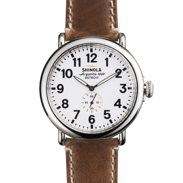 Shinola The Runwell 47mm Mens Watch