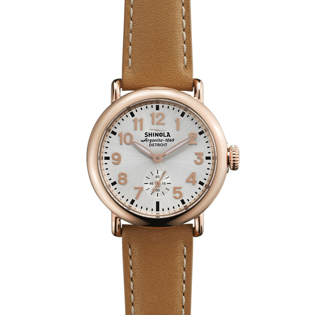 Shinola The Runwell 36mm Ladies Watch