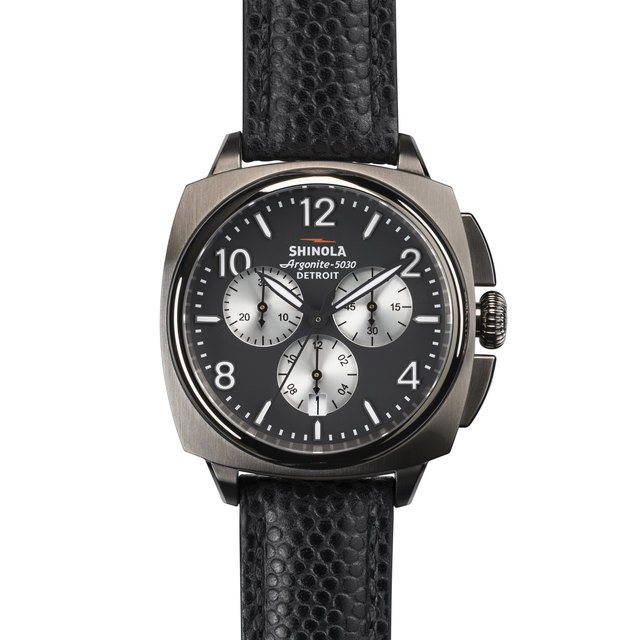Shinola The Brakeman 40mm Chronograph Watch