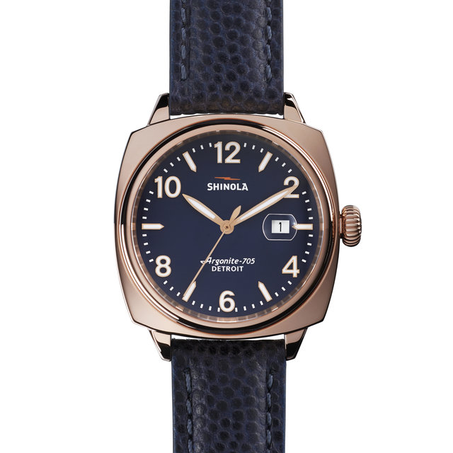 Shinola The Brakeman 40mm Unisex Watch
