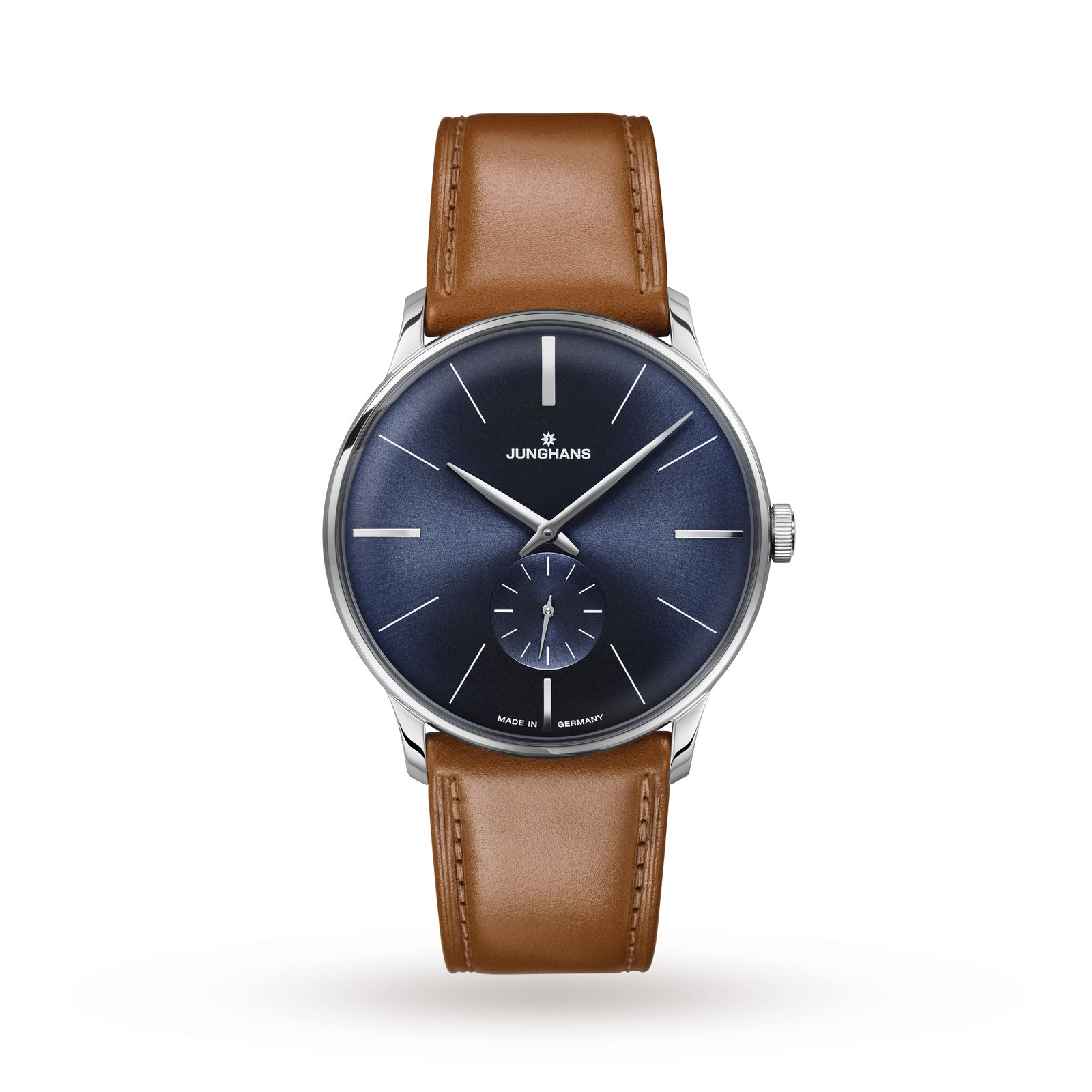 Junghans Men's Meister Handwinding Mechanical Watch