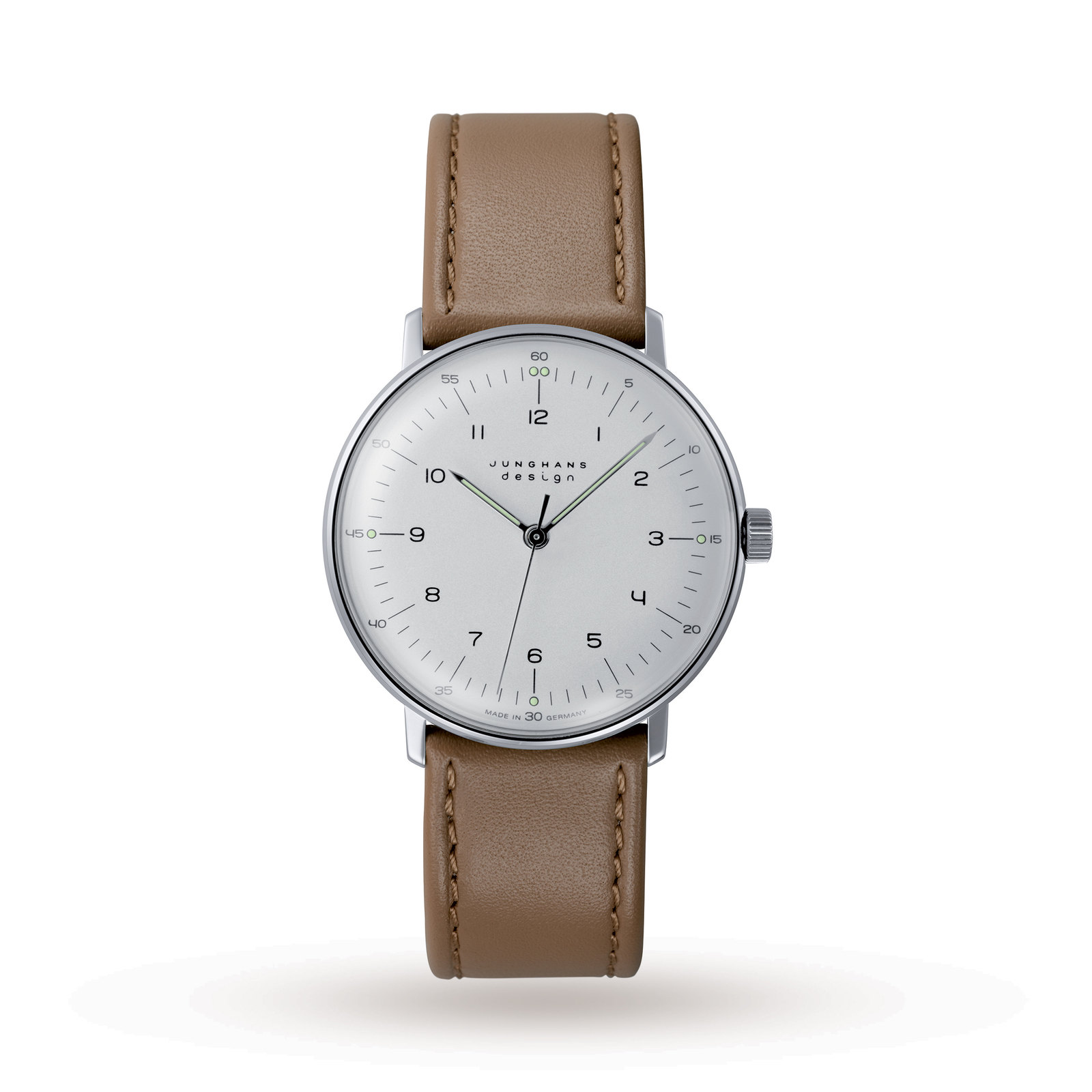 Junghans Unisex Max Bill Handwinding Mechanical Watch