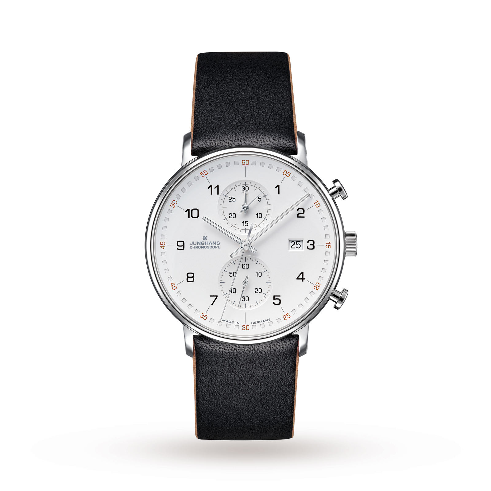 Junghans Men's FORM C Chronoscope Chronograph Watch