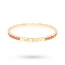 Ted Baker Jewellery Clem Narrow Crystal Band Bangle