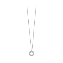 Fope 18ct White Gold Diamond Lovely Daisy Necklace
