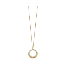 Fope 18ct Yellow Gold Diamond Lovely Daisy Necklace