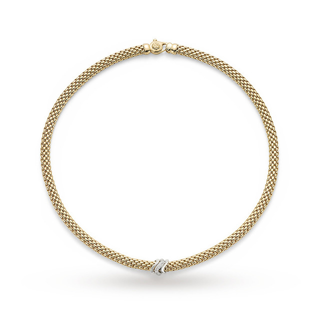 Fope Vendome Diamond Necklace
