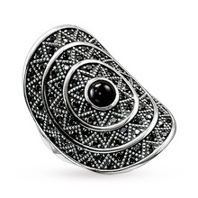 Thomas Sabo Glam & Soul Cocktail Ring - Size P 1/2