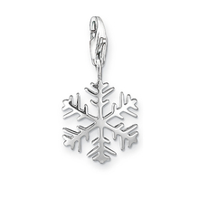 Thomas Sabo Snow Crystal Charm