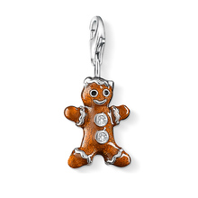 Thomas Sabo Gingerbread Man Charm