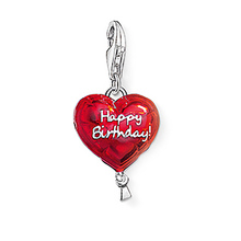 Thomas Sabo Balloon Happy Birthday Charm