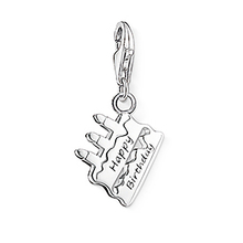 Thomas Sabo Cake Happy Birthday Charm