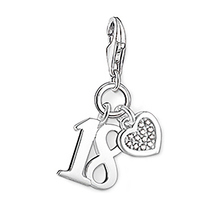 Thomas Sabo Lucky No:18 Charm