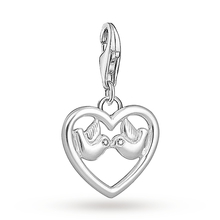 Thomas Sabo Heart With Doves Charm 1383-051-14