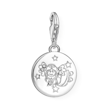 Thomas Sabo Flying Fairy Disc Charm 1389-051-14