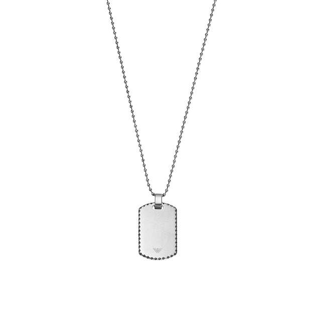 Emporio Armani Jewellery Mens Stainless Steel Necklace