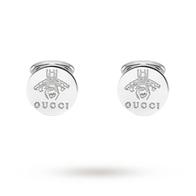 Gucci Mens Bee Cufflinks