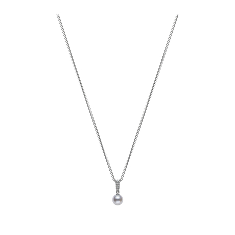 Mikimoto Morning Dew Pendant